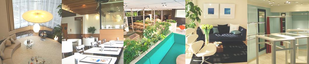 株式会社MUGENSHA(ムゲンシャ)東京の店舗設計/空間デザイン